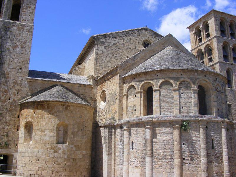 Historique de l'abbaye de Caunes-Minervois